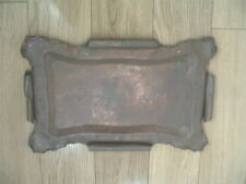 Arts and Crafts Movement Hand Beaten Copper Tray