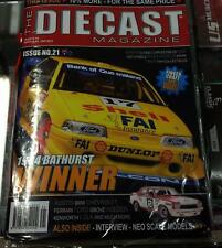 The Diecast Magazine Issue 21 EB Falcon 1994 Bathurst Dick Johnson