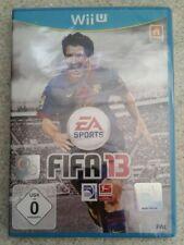 Fifa 13 Nintendo Wii U game German new sealed