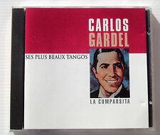 CARLOS GARDEL . SES PLUS BEAUX TANGOS . CD