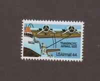 US,C115,TRANSPACIFIC AIRMAIL,MNH VERY FINE,AIRMAIL COLLECTION,MINT NH,VF