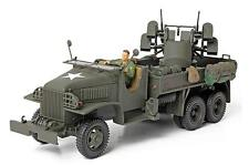 FORCES OF VALOR 1/32 U.S. 2.5 TON TRUCK WITH QUAD 50 AA GUNS 80060