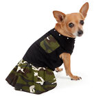 Top Paw Updated Camo Dress, X-Small