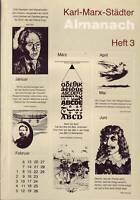 Karl-Marx-Stadt / Chemnitz Almanach 1984 (Heft 3) bebildert