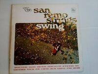 THE SAN REMO STRINGS Swing ORIGINAL 1972 UK VINYL LP TAMLA MOTOWN