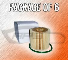 CARTRIDGE OIL FILTER L16311 FOR TOYOTA SCION - CASE OF 6 - OVER 60 VEHICLES