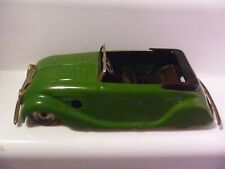VINTAGE TRIANG MINIC TINPLATE CHRYSLER AIRFLOW OPEN TOP