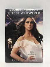 Ghost Whisperer: The Final Season (DVD, 2010, 6-Disc Set)Shrink Wrapped