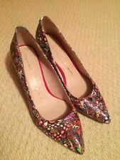 Moda in Pelle CAMBRIA Multi Shell CORTE SCARPE TAGLIA EU 38 UK 5