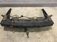 Anhängerkupplung Abnehmbar Mercedes-benz Typ E 426 00-1598 A1643100256