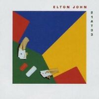 ELTON JOHN '21 AT 33' CD NEW!
