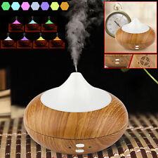 Difusor Ultrasónico De Aceite De Aroma Fragancia Humidificador de aire Aromaterapia Purificador de Aire