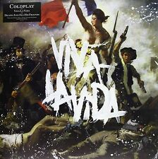 COLDPLAY VIVA LA VIDA OR DEATH AND ALL HIS FRIENDS VINILE LP GATEFOLD NUOVO !!