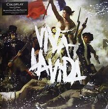 COLDPLAY VIVA LA VIDA OR DEATH AND ALL HIS FRIENDS VINILE LP GATEFOLD NUOVO !!