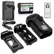 MB-D12 Battery Grip For Nikon D800/D800E/D810 + EN-EL15 Battery +Charger +Remote