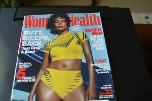 WOMEN'S HEALTH Magazine- October 2020 -Gabrielle Union-NEW