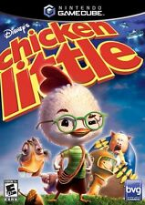 Chicken Little Nintendo Gamecube Game Complete