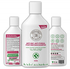 C&G Pets   Dog Shampoo For Itchy Skin Antibacterial And Antifungal   100% Low  
