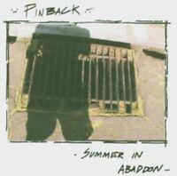 Pinback - Summer In Abaddon  CD  10 Tracks  Alternative Rock & Pop  NEW!