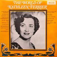 PA 172 The World Of Kathleen Ferrier - Decca Mono NM/VG