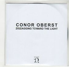 (GF626) Conor Oberst, Zigzagging Toward The Light - 2014 DJ CD