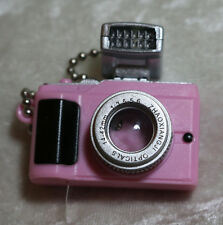 Doll size 1/3 scale DSLR Camera SD MSD BJD Dollfie Pink American Girl lens
