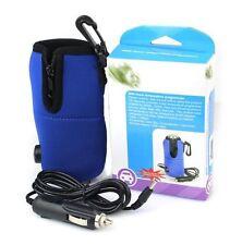 Portable Travel Car Milk Water Bottle Warmer Heater Pouch for Baby Feeding