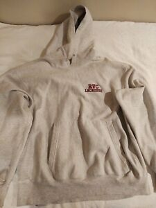 Mens champion reverse weave hoodie large