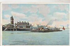 Seacombe,U.K.Landing Stage,Merseyside,c.1909