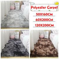 Shaggy Rugs Anti-Skid Area Rug Living Room Carpet Floor Mat Home Bedroom Bedside