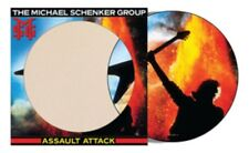 The Michael Schenker Group - Assault Attack - New Picture Disc Vinyl LP