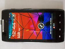 Motorola  RAZR XT910 - 16GB - Schwarz (Ohne Simlock) Smartphone