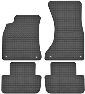 RAND ROT Gummi Fußmatten NEU Lengenfelder Gummimatten für AUDI A5 S5 F5 Coupe