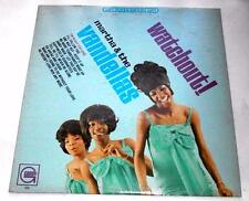 Martha & The Vandellas Watchout 1966 Gordy 920 Stereo Motown R&B 1st Press LP