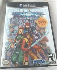 Phantasy Star Online: Episode I & II Nintendo GameCube, 2002 COMPLETE W/ Manual