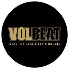 VOLBEAT SEAL THE DEAL & LET'S BOOGIE Autoaufkleber Sticker Aufkleber wasserfest
