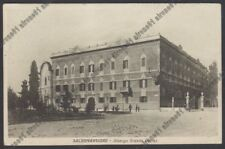 PARMA SALSOMAGGIORE TERME 240 ALBERGO GRANDE DETRAZ - HOTEL Cartolina viagg 1929