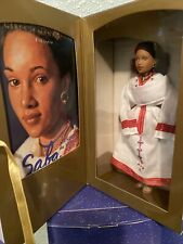 American Girl of Many Lands Ethiopia Saba Doll & Book Nrfb Helen Kish!