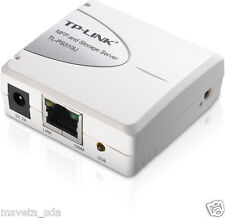NEW TP-Link TL-PS310U Single USB 2.0 Port MFP and Storage Server LAN Ethernet