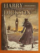 Harry Dickson Le Sherlock Holmes Américain T 9 Le secret de Raspoutine-Soleil EO