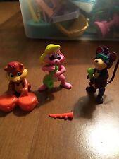 Rare Littlest Pet Shop Cartoon Series Band Members Figures