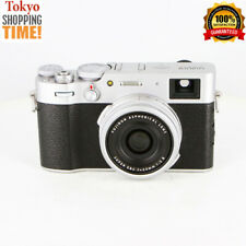 FUJIFILM X100V Compact Digital Camera Silver Body EXCELLENT Condition from Japan