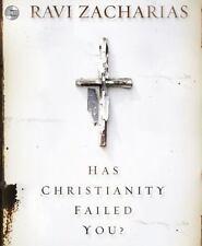 Has Christianity Failed You? by Ravi Zacharias CD Christian Audio Book Free Ship