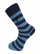 Mens Vintage Retro Old School Style Cotton Sports Socks Football Rugby UK POST