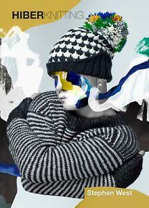 Stephen West ::Hiberknitting no.1:: shawls, cowl, hats, sweater