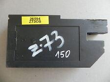 Opel Zafira A Astra G Vectra B Steuergerät Sicherungskasten Multimeter 09136113