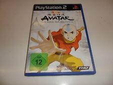 PlayStation 2  PS 2  Avatar: Der Herr der Elemente