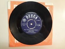 "GEORGE BEAN:Will You Be My Lover Tonight?(Written By Jagger-Richards)-U.K. 7"" 64"
