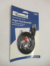 Kenmore Model # 60686 Garbage Disposal Power Cord Assembly, Food Waste Disposer