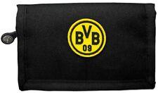 Geldbörse BVB Borussia Dortmund schwarz Portemonnaie Geldbeutel 2019 Logo BVB 09